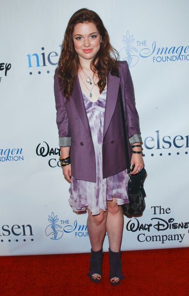 Jennifer Stone at 24th Annual IMAGEN Awards - Arrivals at The Beverly Hilton Hotel, Beverly Hills, CA. USA