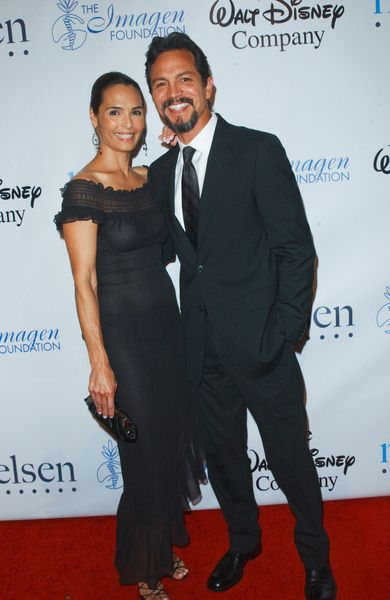 Talisa Soto, Benjamin Bratt at 24th Annual IMAGEN Awards - Arrivals at The Beverly Hilton Hotel, Beverly Hills, CA. USA