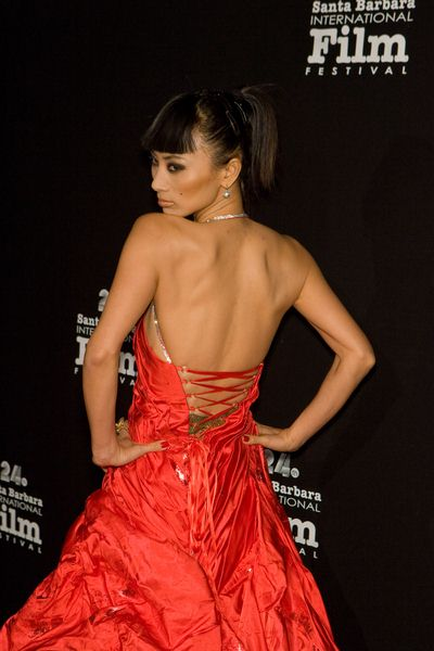 Bai Ling at 24th Annual Santa Barbara International Film Festival 'The Montecito Award' Honoring Kate Winslet - Arlington Theatre, Santa Barbara, CA USA
