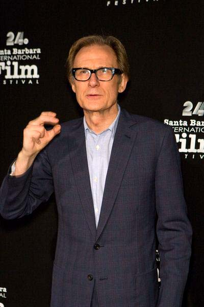 Bill Nighy at 24th Annual Santa Barbara International Film Festival 'The Montecito Award' Honoring Kate Winslet - Arlington Theatre, Santa Barbara, CA USA