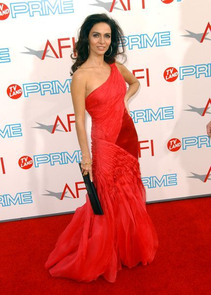 Claudia Ohana at 37th Annual AFI Lifetime Achievement Awards at Sony Studios, Culver City, CA. USA