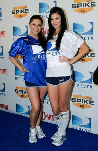 Jayde Nicole at 3rd Annual DirectTV Celebrity Beach Bowl at Progress Energy Park in St. Petersburg, FL, USA