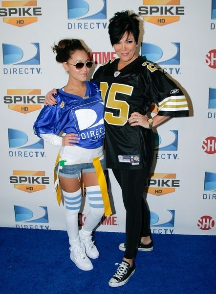 Kris Jenner at 3rd Annual DirectTV Celebrity Beach Bowl at Progress Energy Park in St. Petersburg, FL, USA