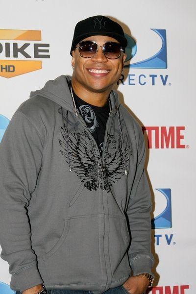LL Cool J at 3rd Annual DirectTV Celebrity Beach Bowl at Progress Energy Park in St. Petersburg, FL, USA