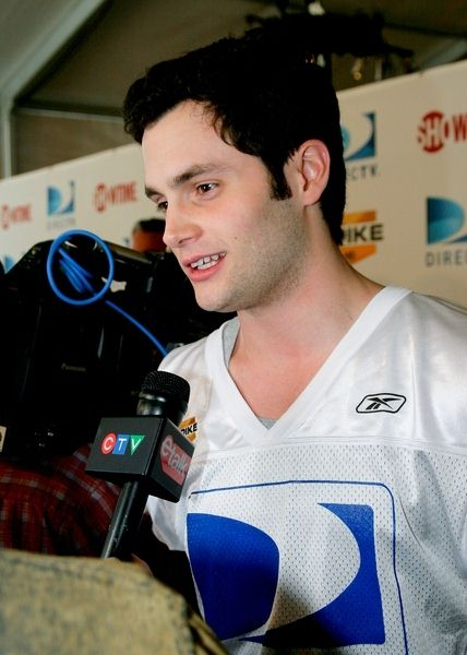 Penn Badgley at 3rd Annual DirectTV Celebrity Beach Bowl at Progress Energy Park in St. Petersburg, FL, USA