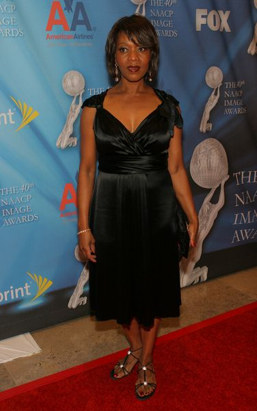 Alfre Woodard at 40th Annual NAACP Image Awards Pre-Show Gala at Creative Artists Agency, Los Angeles CA, USA