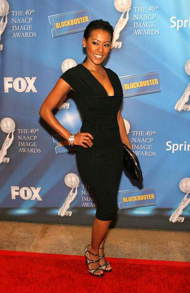 Denyce Lawton at 40th Annual NAACP Image Awards Pre-Show Gala at Creative Artists Agency, Los Angeles CA, USA