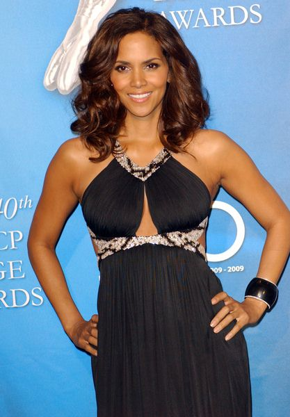 Halle Berry at 40th NAACP Image Awards - The Shrine Auditorium, Los Angeles, CA. USA