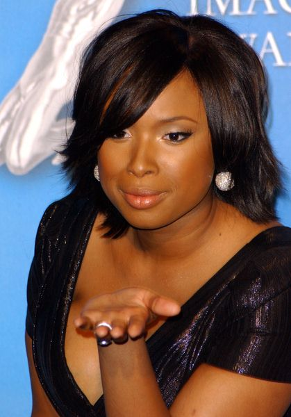 Jennifer Hudson at 40th NAACP Image Awards - The Shrine Auditorium, Los Angeles, CA. USA