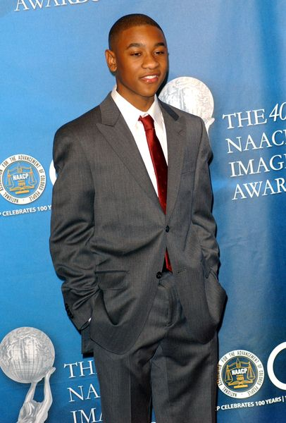 Justin Martin at 40th NAACP Image Awards - The Shrine Auditorium, Los Angeles, CA. USA