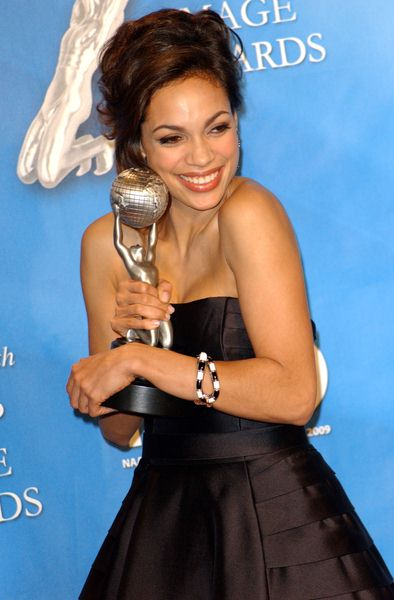 Rosario Dawson at 40th NAACP Image Awards - The Shrine Auditorium, Los Angeles, CA. USA