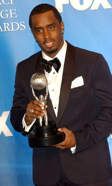 Sean Combs at 40th NAACP Image Awards - The Shrine Auditorium, Los Angeles, CA. USA