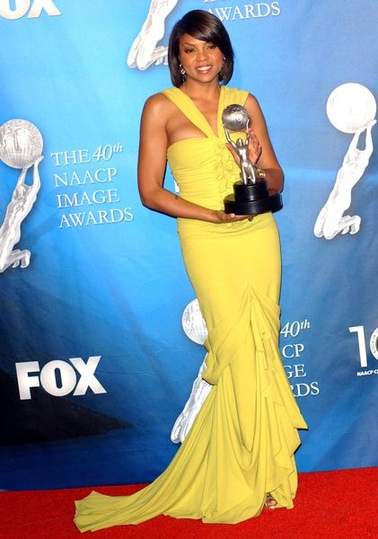 Taraji P. Henson at 40th NAACP Image Awards - The Shrine Auditorium, Los Angeles, CA. USA