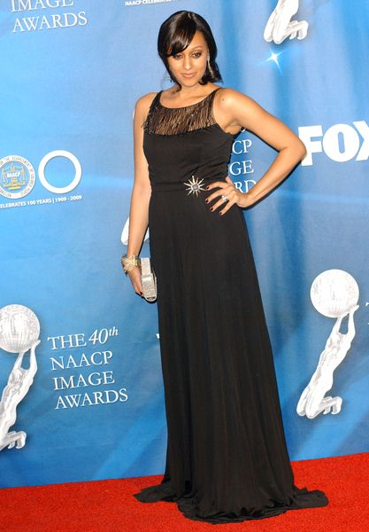 Tia Mowry at 40th NAACP Image Awards - The Shrine Auditorium, Los Angeles, CA. USA