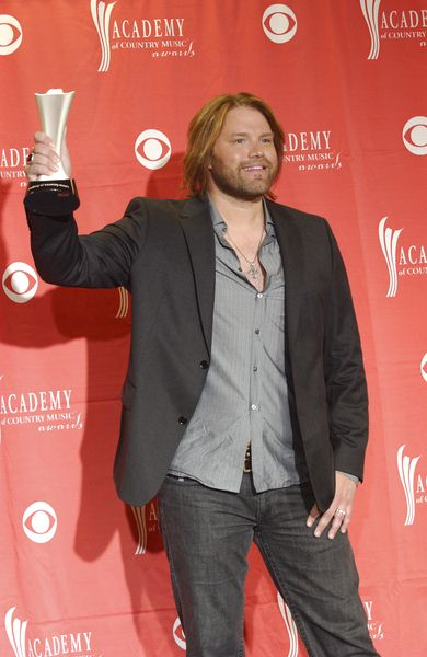 James Otto at 44th Annual Academy of Country Music Awards - Press Room - MGM Grand Garden Arena, Las Vegas, NV. USA