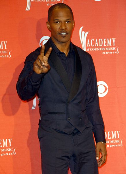 Jamie Foxx at 44th Annual Academy of Country Music Awards - Press Room - MGM Grand Garden Arena, Las Vegas, NV. USA