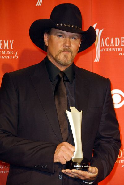Trace Adkins at 44th Annual Academy of Country Music Awards - Press Room - MGM Grand Garden Arena, Las Vegas, NV. USA