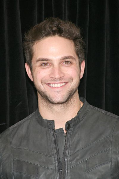 Brandon Barash at 5th Annual ABC and SOAPnet Salute Broadway Cares/Equity Fights AIDS Benefit - Marriott Marquis, 1535 Broadway, New York City, NY, USA