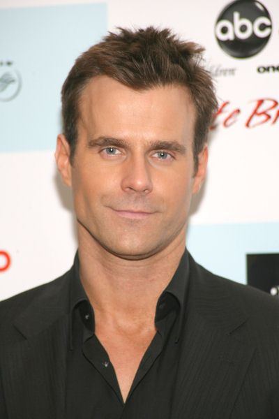 Cameron Mathison at 5th Annual ABC and SOAPnet Salute Broadway Cares/Equity Fights AIDS Benefit - Marriott Marquis, 1535 Broadway, New York City, NY, USA