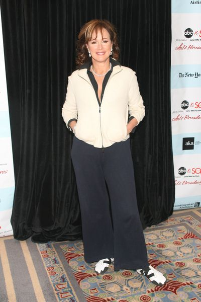 Hillary B. Smith at 5th Annual ABC and SOAPnet Salute Broadway Cares/Equity Fights AIDS Benefit - Marriott Marquis, 1535 Broadway, New York City, NY, USA