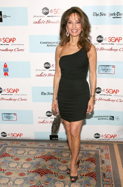 Susan Lucci at 5th Annual ABC and SOAPnet Salute Broadway Cares/Equity Fights AIDS Benefit - Marriott Marquis, 1535 Broadway, New York City, NY, USA