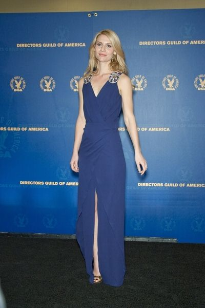 Claire Danes at 61st Annual DGA Awards at Hyatt Regency Century Plaza, Century City, CA, USA