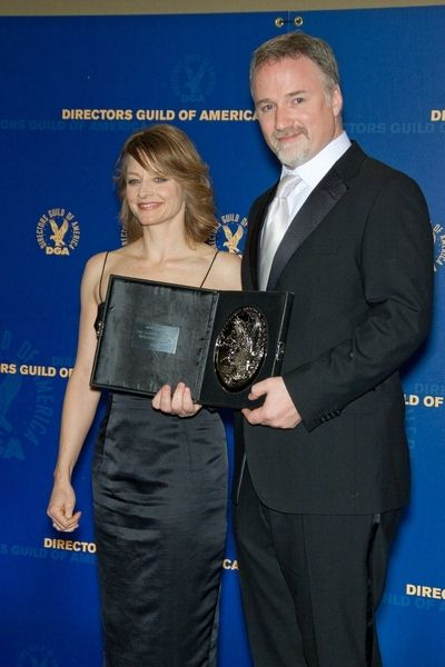 David Fincher, Jodie Foster at 61st Annual DGA Awards at Hyatt Regency Century Plaza, Century City, CA, USA