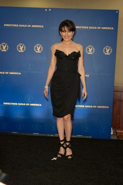 Lisa Edelstein at 61st Annual DGA Awards at Hyatt Regency Century Plaza, Century City, CA, USA
