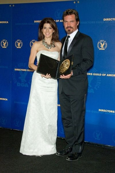 Marisa Tomie, Josh Brolin at 61st Annual DGA Awards at Hyatt Regency Century Plaza, Century City, CA, USA