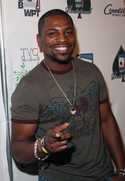 Mekhi Phifer at 7th Annual World Poker Tour Invitational at The Commerce Casino, Los Angeles, CA, USA