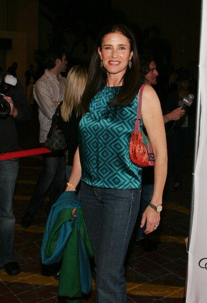 Mimi Rogers at 7th Annual World Poker Tour Invitational at The Commerce Casino, Los Angeles, CA, USA