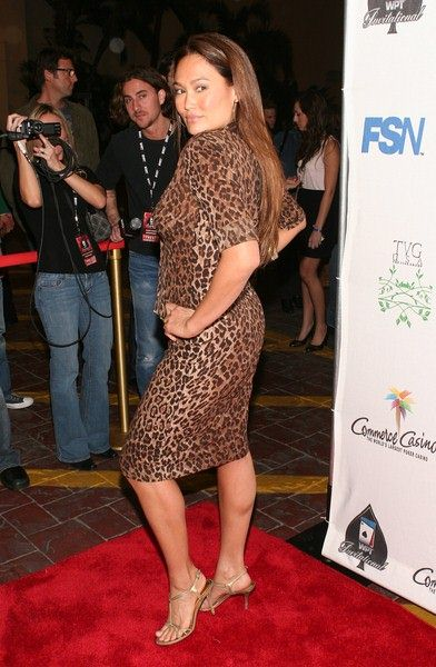 Tia Carrere at 7th Annual World Poker Tour Invitational at The Commerce Casino, Los Angeles, CA, USA