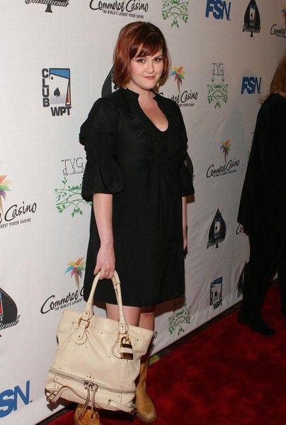 Sara Rue at 7th Annual World Poker Tour Invitational at The Commerce Casino, Los Angeles, CA, USA