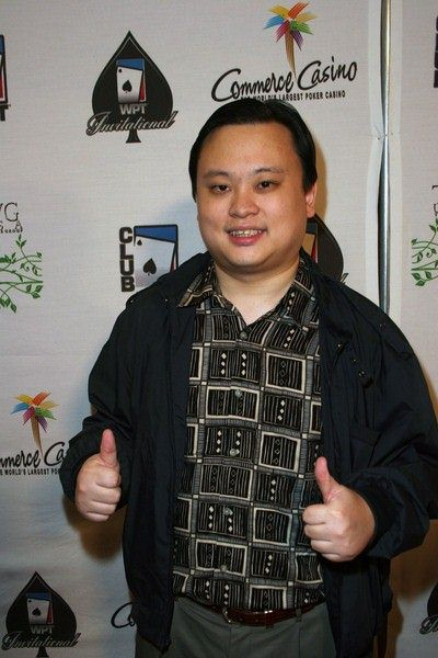 William Hung at 7th Annual World Poker Tour Invitational at The Commerce Casino, Los Angeles, CA, USA