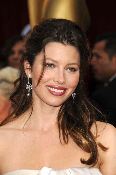 Jessica Biel at 81st Annual Academy Awards Oscars - Arrivals at The Kodak Theatre, Hollywood, CA, USA