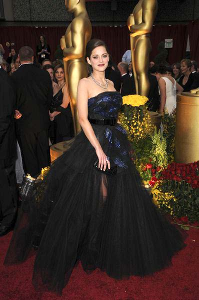 Marion Cotillard at 81st Annual Academy Awards Oscars - Arrivals at The Kodak Theatre, Hollywood, CA, USA