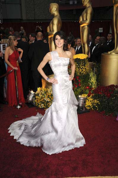 Marisa Tomei at 81st Annual Academy Awards Oscars - Arrivals at The Kodak Theatre, Hollywood, CA, USA