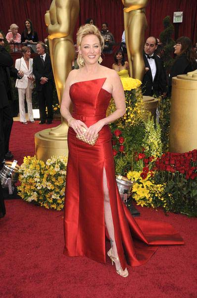 Virginia Madsen at 81st Annual Academy Awards Oscars - Arrivals at The Kodak Theatre, Hollywood, CA, USA