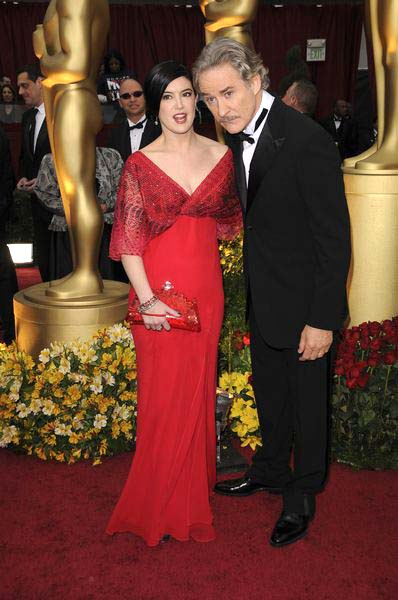 Phoebe Cates, Kevin Kline at 81st Annual Academy Awards Oscars - Arrivals at The Kodak Theatre, Hollywood, CA, USA