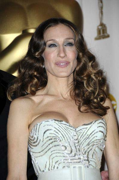 Sarah Jessica Parker at 81st Annual Academy Awards Oscars - Press Room at The Kodak Theatre, Hollywood, CA, USA