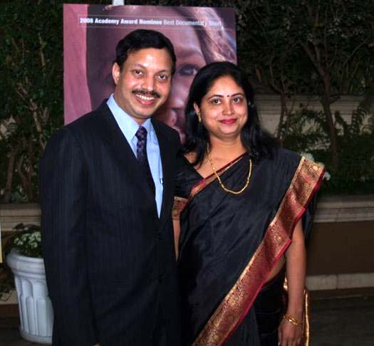 Dr. Singh at 81st Annual Academy Awards - 'Smile Pinki' - The Four Seasons Hotel, Beverly Hills, CA, USA