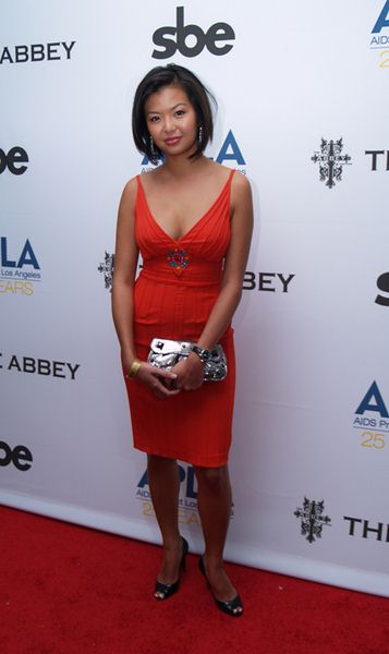 Jenn Liu at 8th Annual 'The Envelope Please' APLA Oscar Viewing Party - The Abbey, West Hollywood, CA, USA