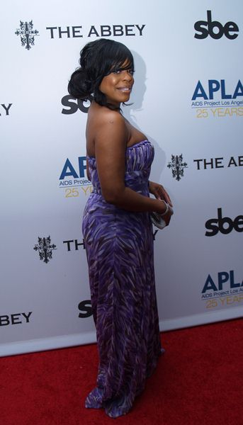 Niecy Nash at 8th Annual 'The Envelope Please' APLA Oscar Viewing Party - The Abbey, West Hollywood, CA, USA