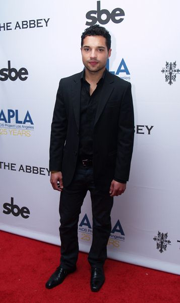 Alex Loynaz at 8th Annual 'The Envelope Please' APLA Oscar Viewing Party - The Abbey, West Hollywood, CA, USA