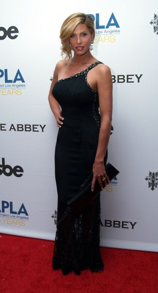 Candis Cayne at 8th Annual 'The Envelope Please' APLA Oscar Viewing Party - The Abbey, West Hollywood, CA, USA