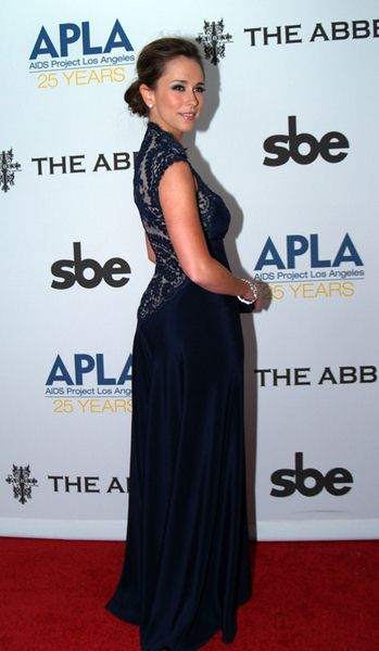 Jennifer Love Hewitt at 8th Annual 'The Envelope Please' APLA Oscar Viewing Party - The Abbey, West Hollywood, CA, USA