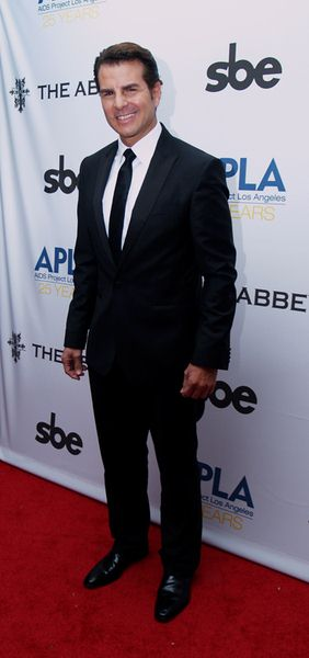 Vincent Dupaul at 8th Annual 'The Envelope Please' APLA Oscar Viewing Party - The Abbey, West Hollywood, CA, USA