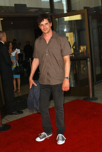 Tom Everett Scott at 'A Perfect Getaway' Los Angeles Premiere at ArcLight Cinerama Dome, Hollywood, CA. USA