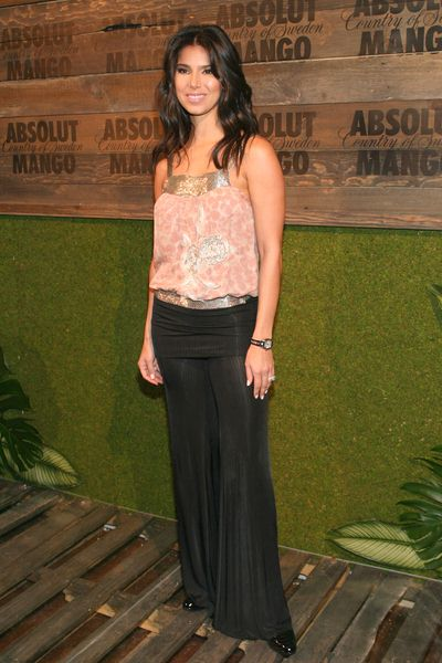 Roselyn Sanchez at Absolut Mango Launch Party at Absolut Mango Grove, 122 West 26th Street, New York City, NY, USA