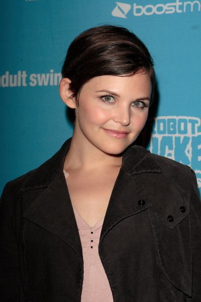 Ginnifer Goodwin at Adult Swim Presents: Robot Chicken Skate Party Bus Tour in Los Angeles - Skateland, Northridge, CA, USA